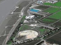 佐賀県有明水産振興センター・写真