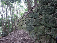 岸岳城跡・写真