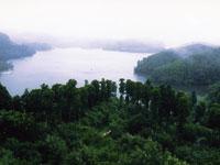 北山湖・写真
