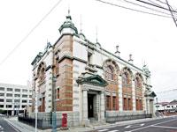 旧唐津銀行・写真