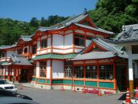 武雄温泉新館やきもの体験工房・写真