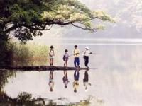 川原大池・写真