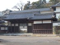 藩校日新館門・写真