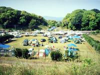 つばきマリーナキャンプ場・写真