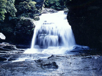 つがね落としの滝・写真