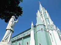 平戸ザビエル記念教会・写真