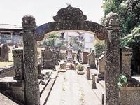 坂本国際墓地・写真