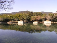 対馬藩お船江跡・写真