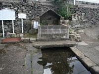 岩川湧水・写真