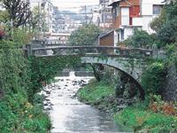 桃渓橋・写真