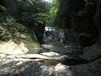 富川渓谷・写真