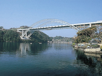 新西海橋・写真