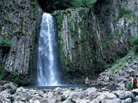 鹿目の滝・写真