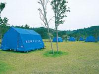 御立岬公園キャンプ場