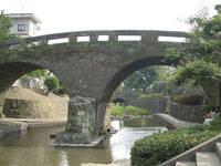 高瀬目鏡橋