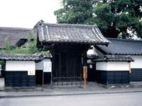 武家屋敷(武家蔵)・写真