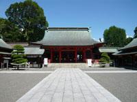 藤崎八旛宮・写真