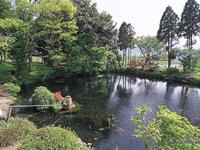 明神池名水公園・写真