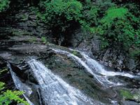 秘境七滝・写真