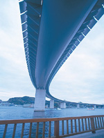 牛深ハイヤ大橋・写真