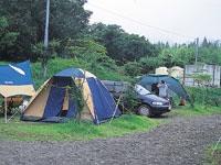 山鳥の森オートキャンプ場・写真