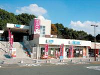北熊本サービスエリア(下り)・写真
