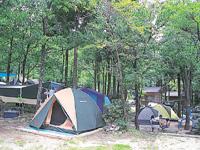 郭公の郷キャンプ場・写真