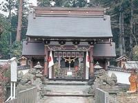 宇奈岐日女神社(六所宮)・写真