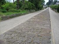 今市の石畳