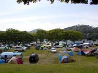 別府市営志高湖キャンプ場