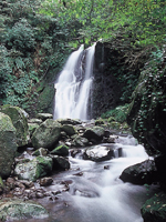 羽門の滝・写真