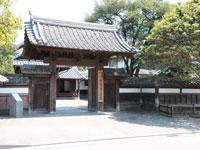 旧臼杵藩主稲葉家下屋敷・旧平井家住宅・写真