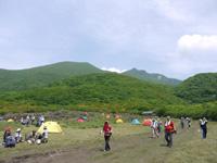 坊ガツルキャンプ場・写真