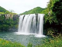 仙洞の滝・写真