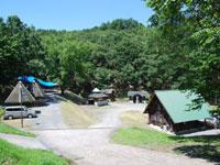 大分県県民の森 平成森林公園キャンプ場・写真