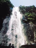 行縢の滝・写真