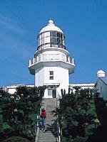 都井岬灯台・写真