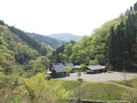 諸塚山渓流の里・写真