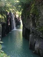真名井の滝・写真