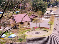 観音滝公園キャンプ場