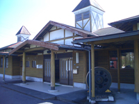 鹿屋市鉄道記念館・写真