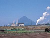 山川発電所展示室・写真