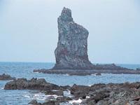 立神岩・写真