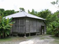 田中一村終焉の家・写真