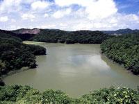 宝満の池・写真