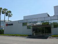 京セラ 鹿児島 ファインセラミック館(見学)・写真