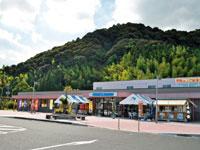 桜島サービスエリア(上り)・写真