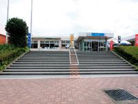 桜島サービスエリア(下り)・写真