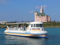 水中観光船シースカイ博愛・写真