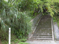 名護城跡・写真